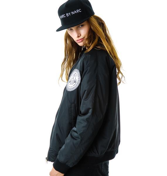 UNIF Revelation Bomber Jacket