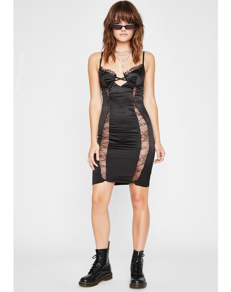 Night Frisky Lil Freak Bodycon Dress
