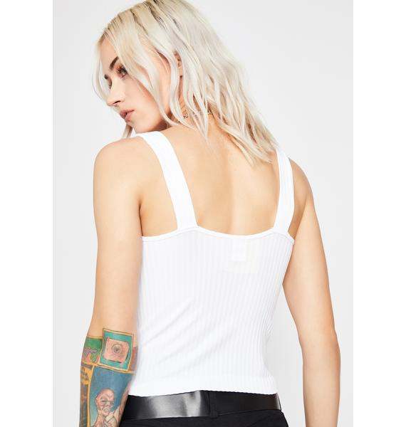 Outta Here Ribbed Tank Top
