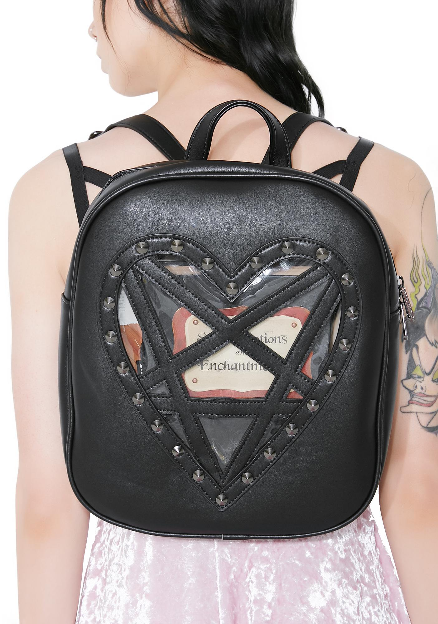 Killstar Seraphina Loverz Backpack