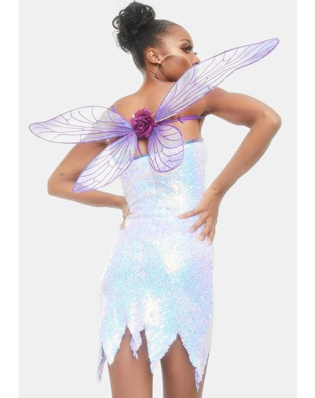 Twinkle Fairy Dust Costume Set