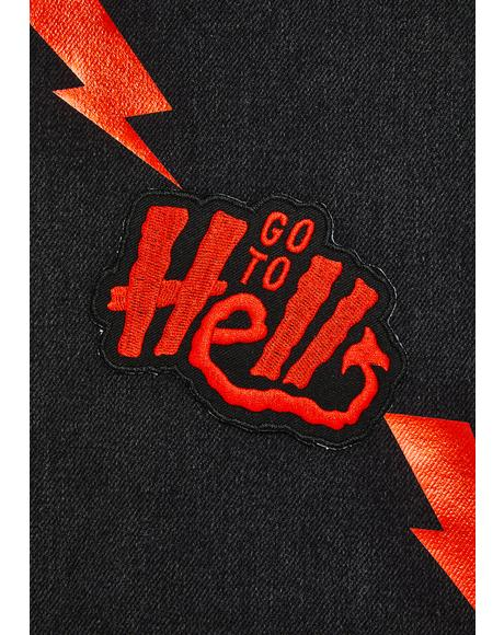 Go To Hell Patch