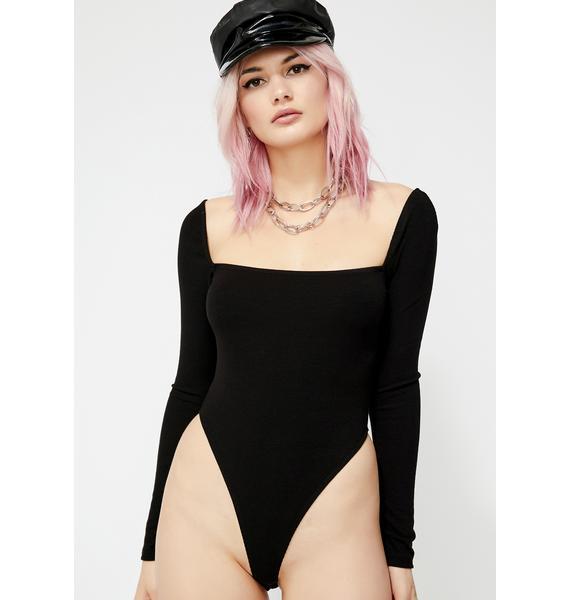 Badd Beezie Knit Bodysuit