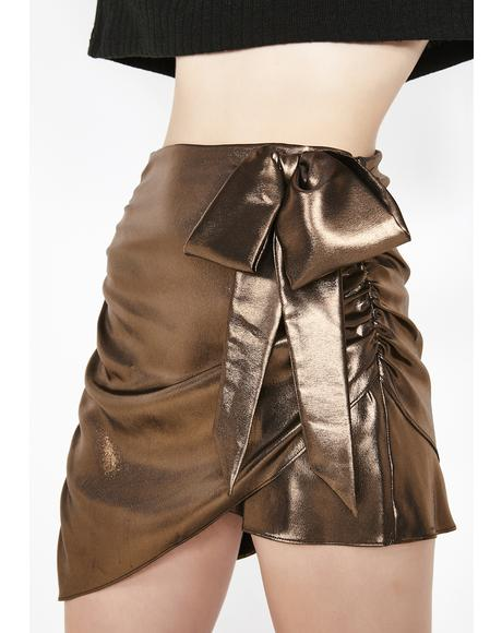 Blackjack Mini Skirt