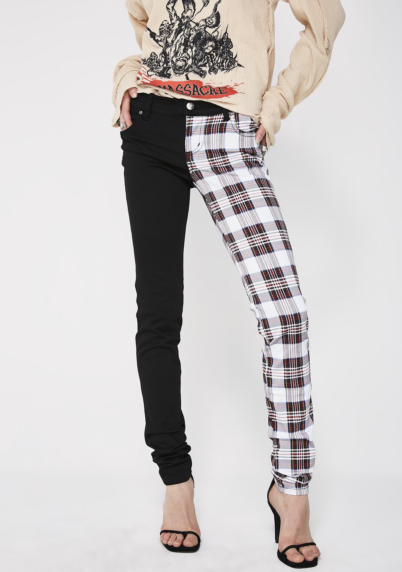 Split Personality Jeans by Tripp Nyc