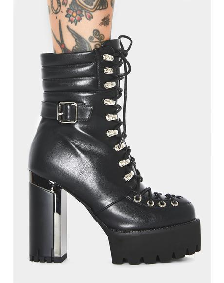 Mel Ankle Boots