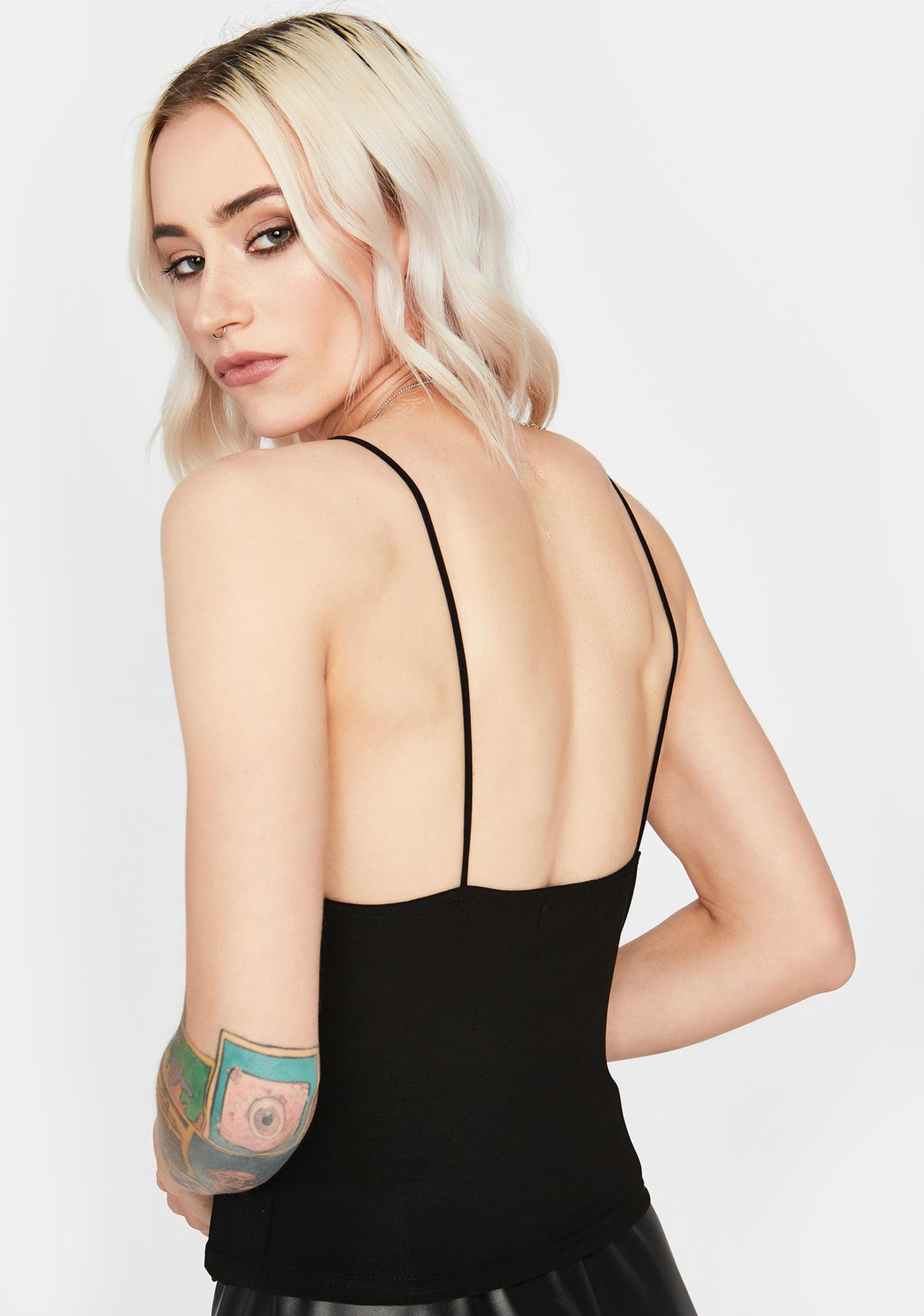 Fake Out Cami Top