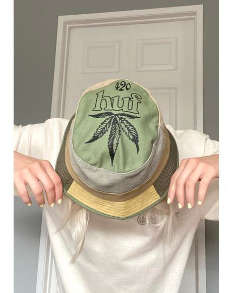 Green Thumb Bucket Hat