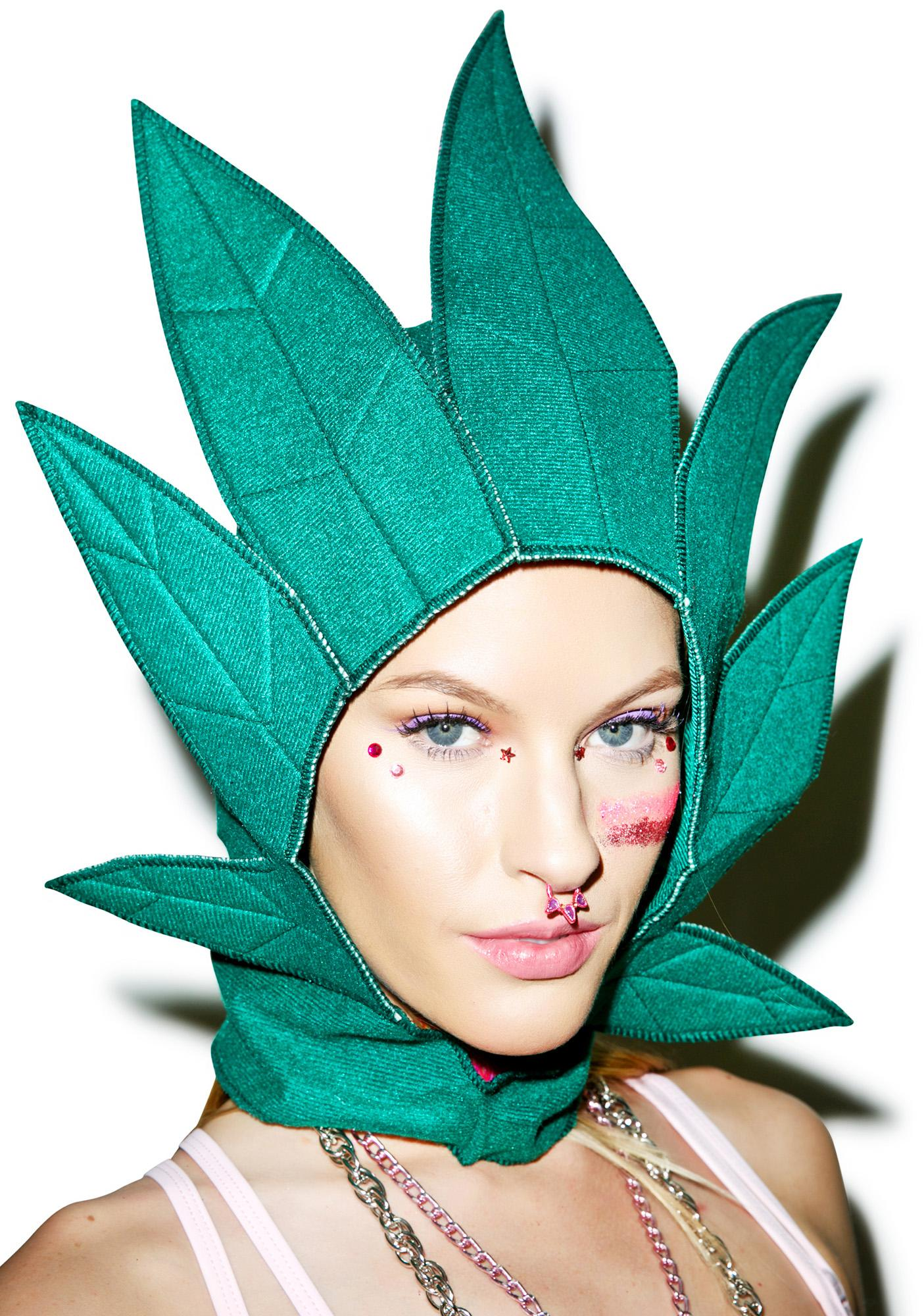 Pot Head Headpiece