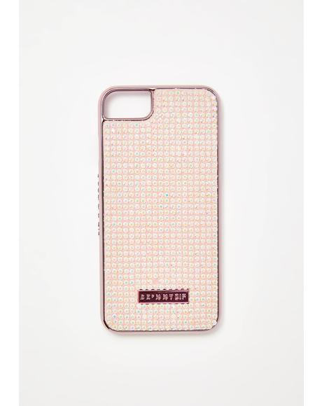 Ginni iPhone Case
