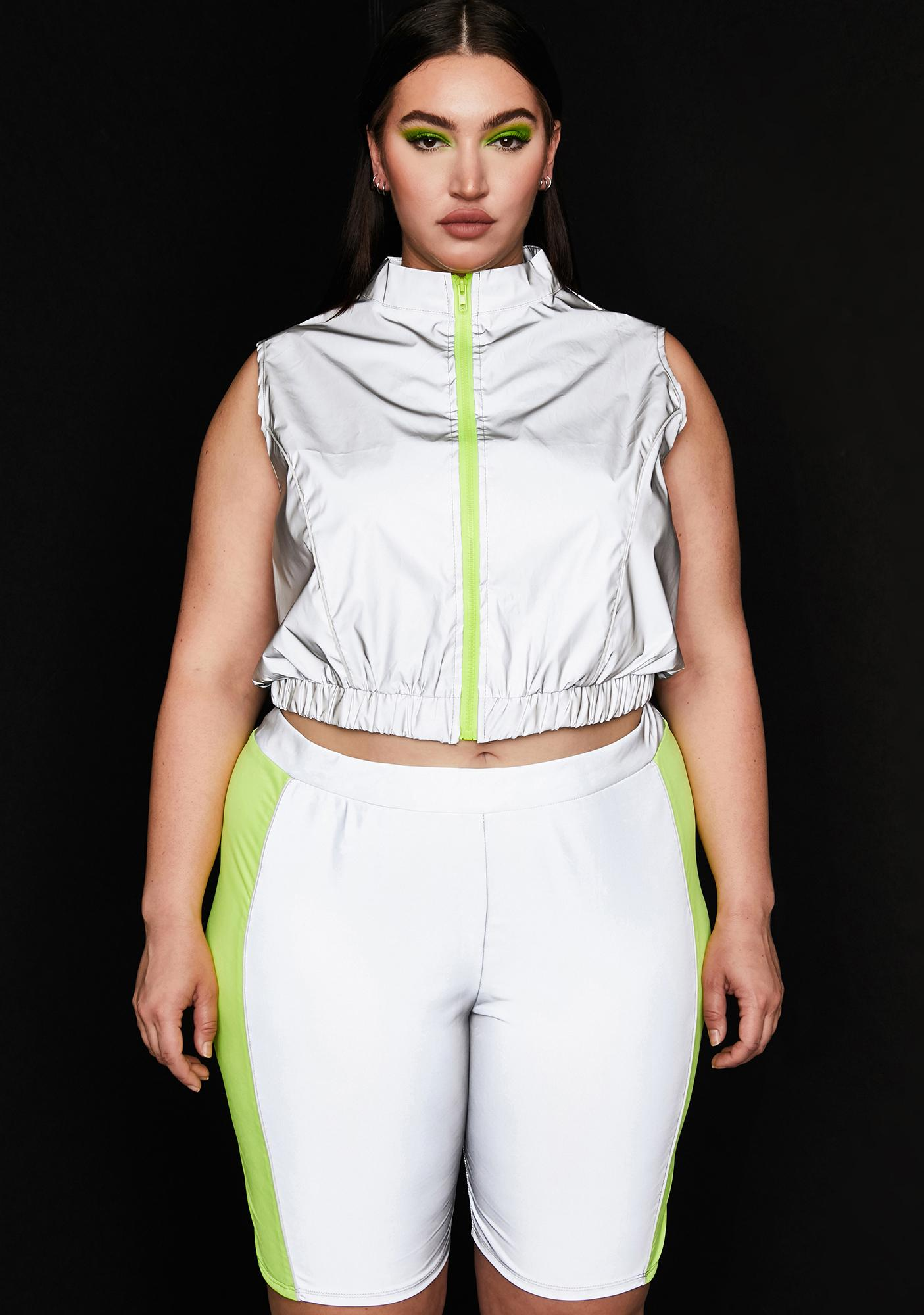Lux Bodak Cyber Lightwave Reflective Set