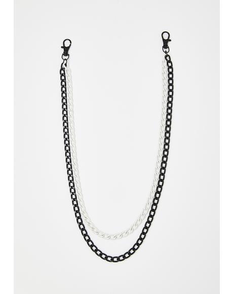 Poppin Chainz Jean Chain