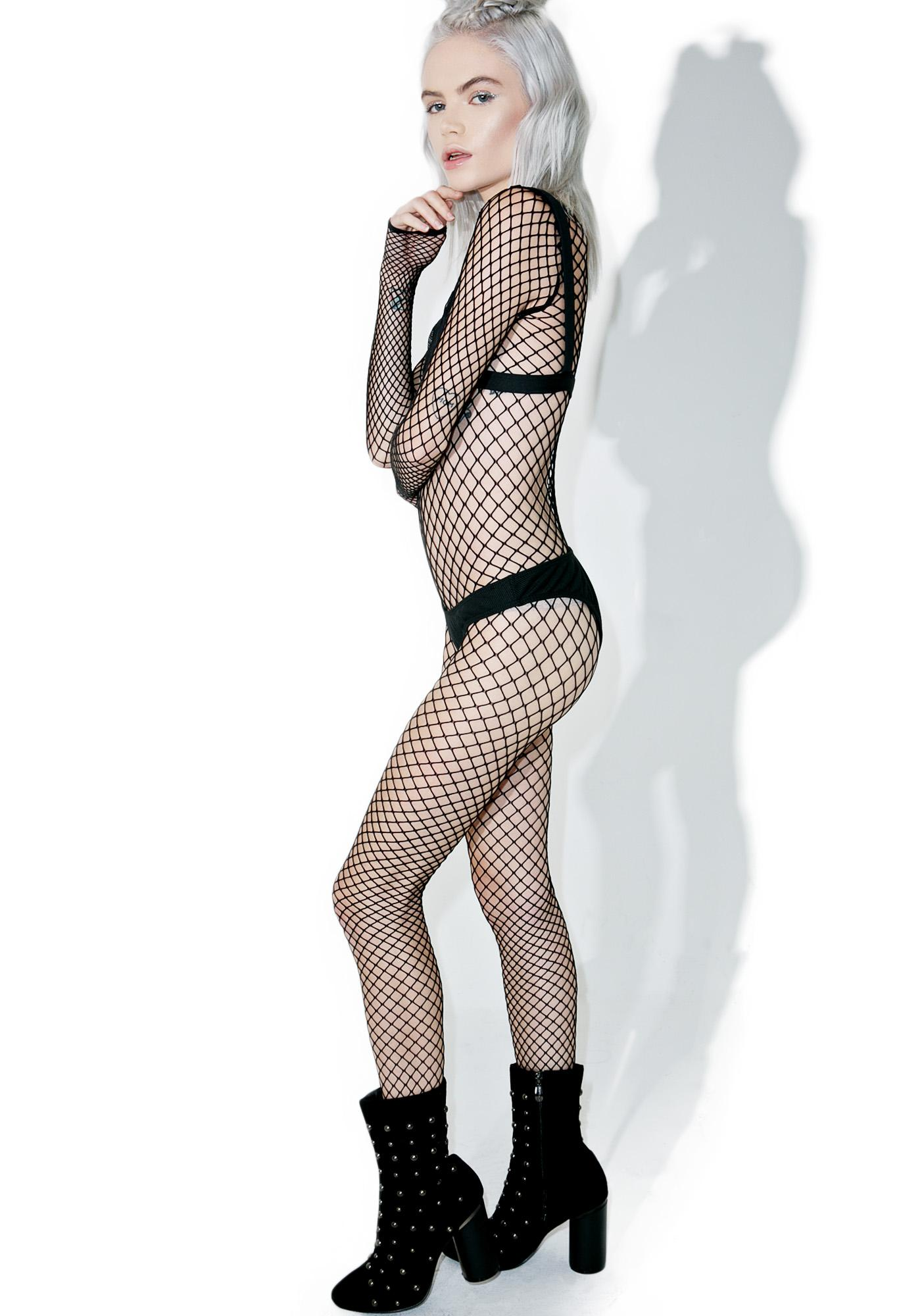 15d41b175a3 ... Loophole Fishnet Body Stocking ...
