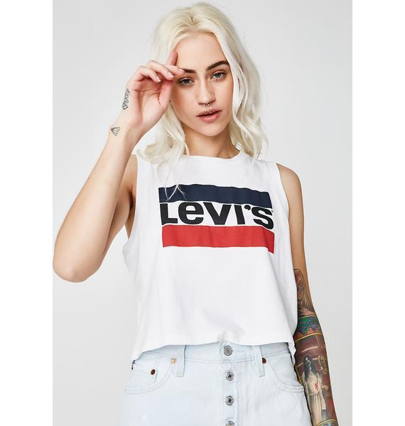 Levis Sportswear Logo Tank