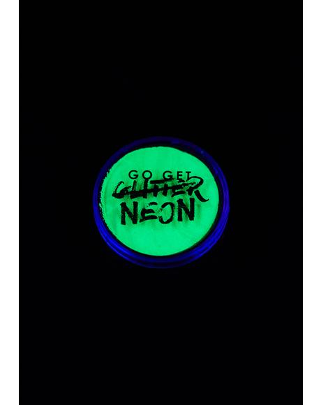 Absinthe Neon Face N' Body Paint Pot