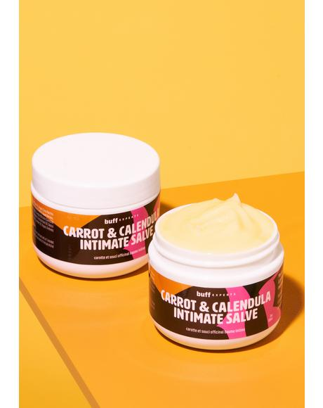 Carrot & Calendula Intimate Salve