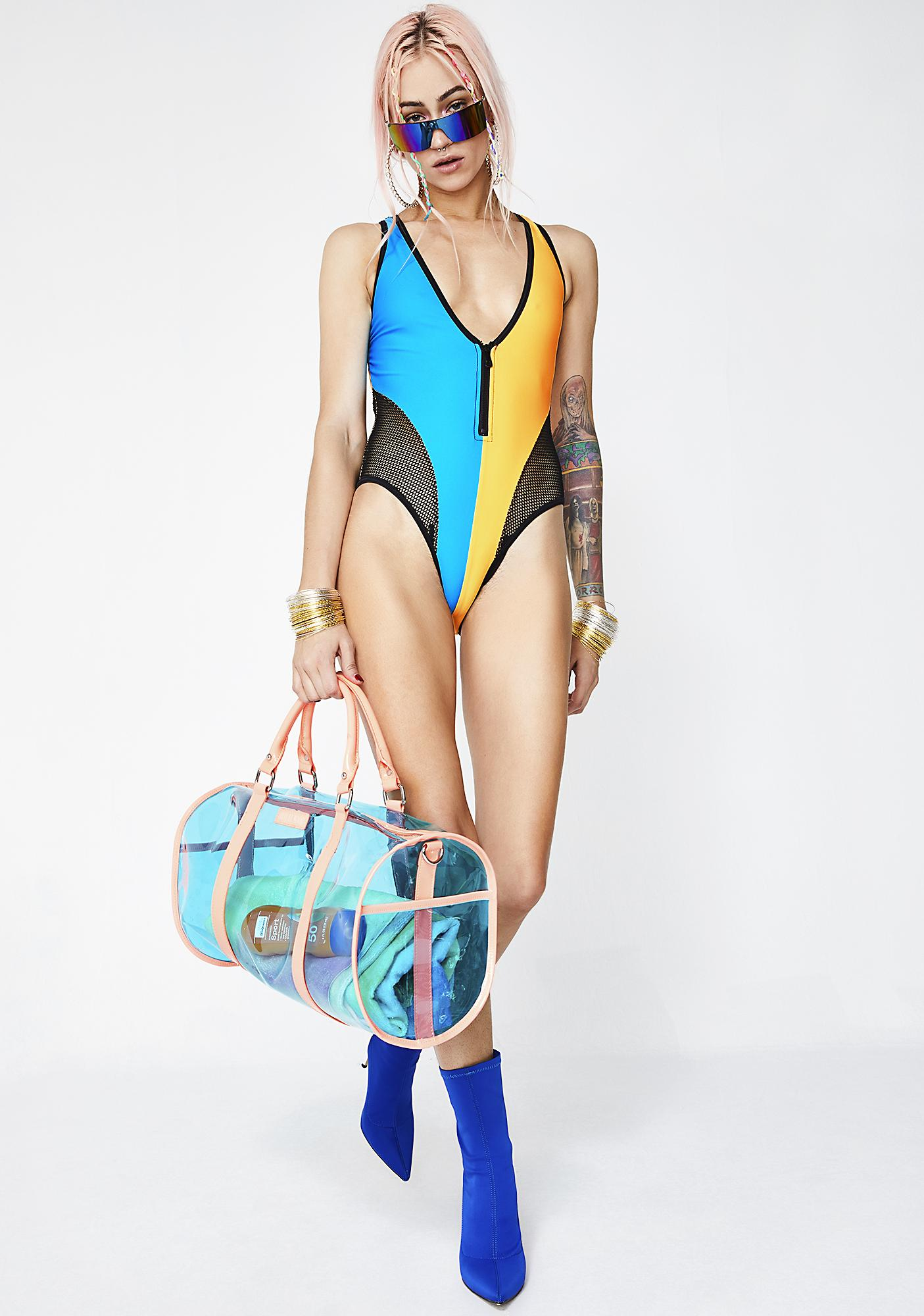 Current Mood The Vice One Piece Swimsuit