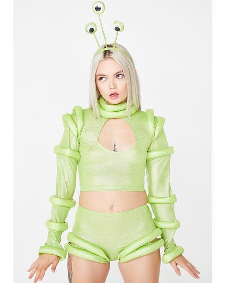 Cosmic Creature Costume Set