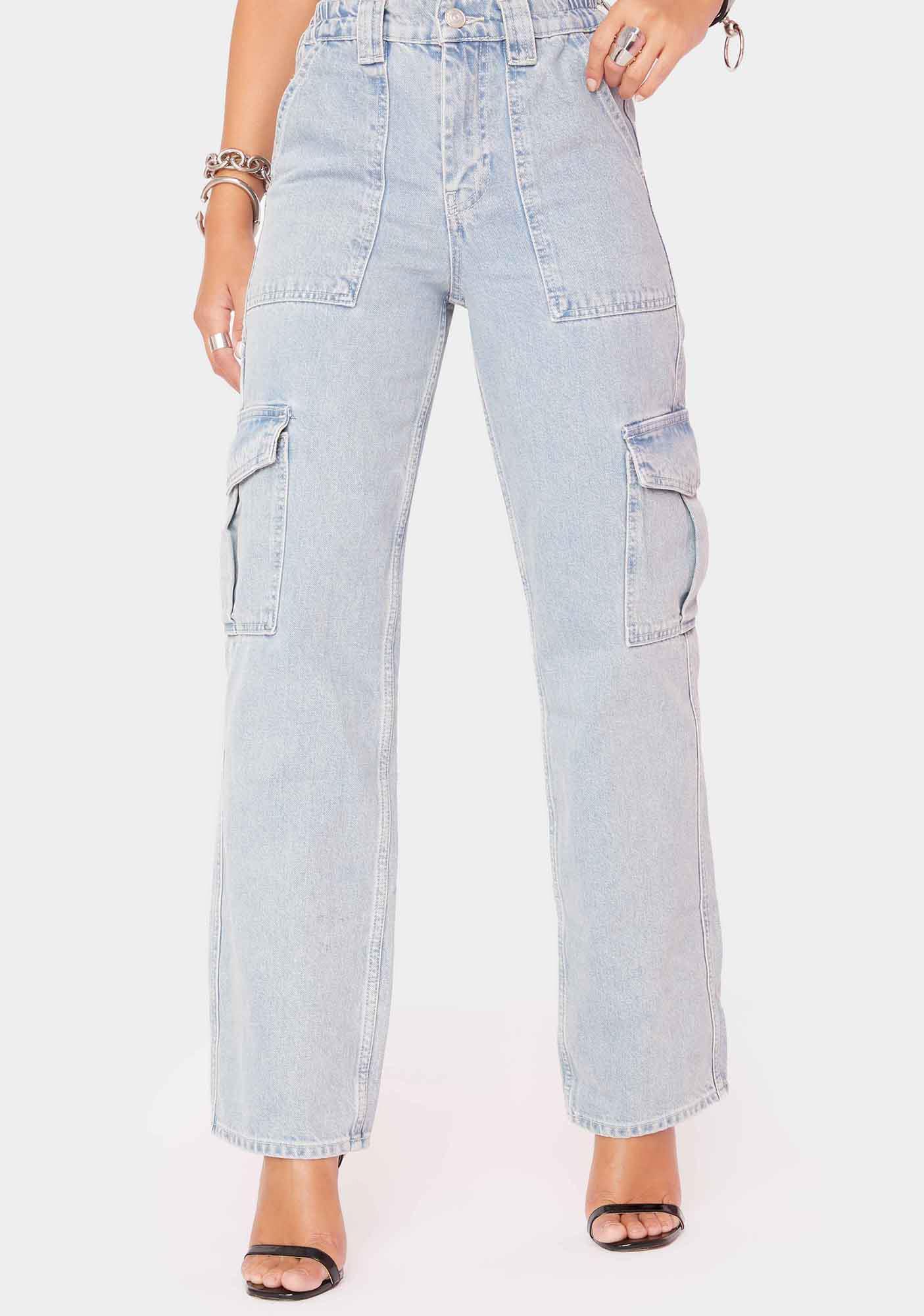 BDG Bleach Skate Cargo Jean