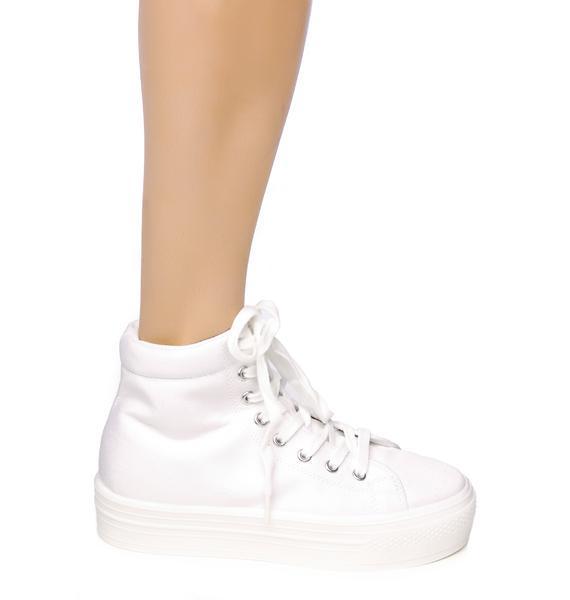 Sidekick Platform Sneakers
