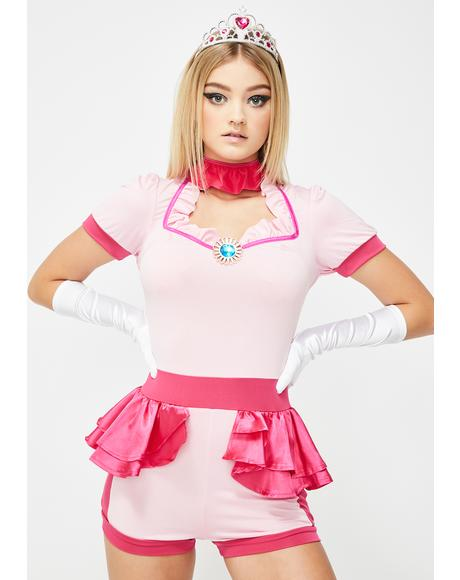 Pink Princess Costume Set