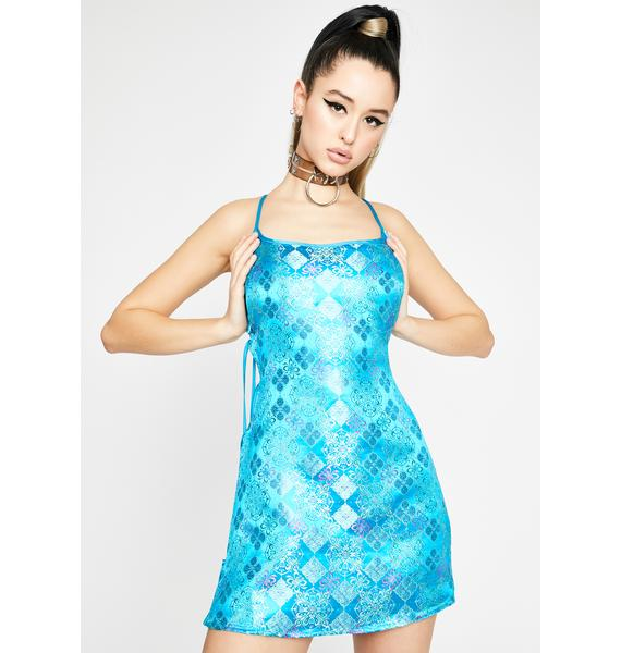 Sleepless Town Mini Dress
