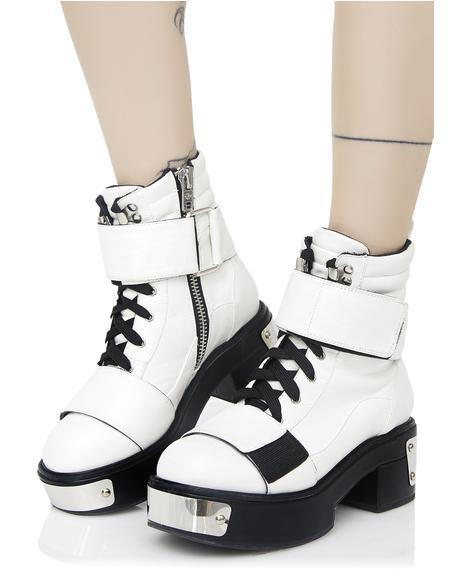 Galactic Combat Boots