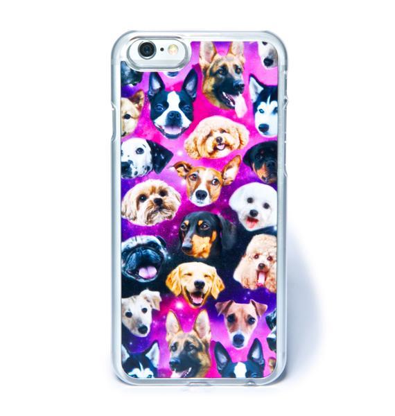 Galaxy Puppy iPhone 6 Case