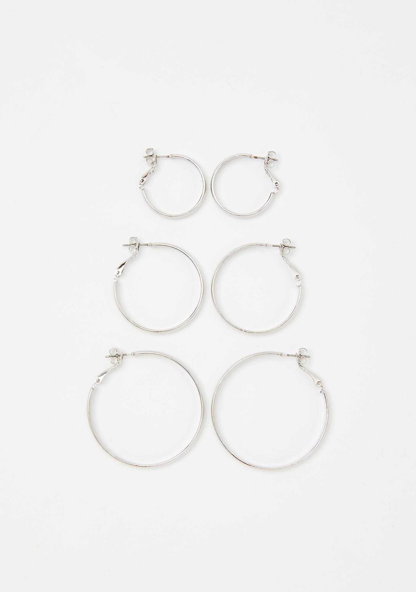 Loop Me In Earring Set