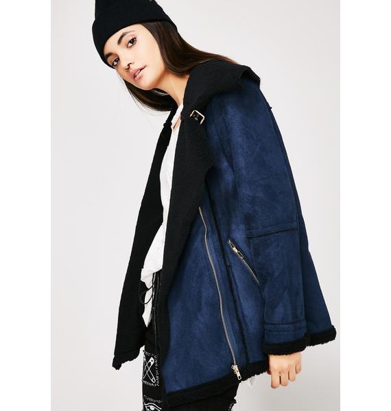 Feelin' Blue Jacket