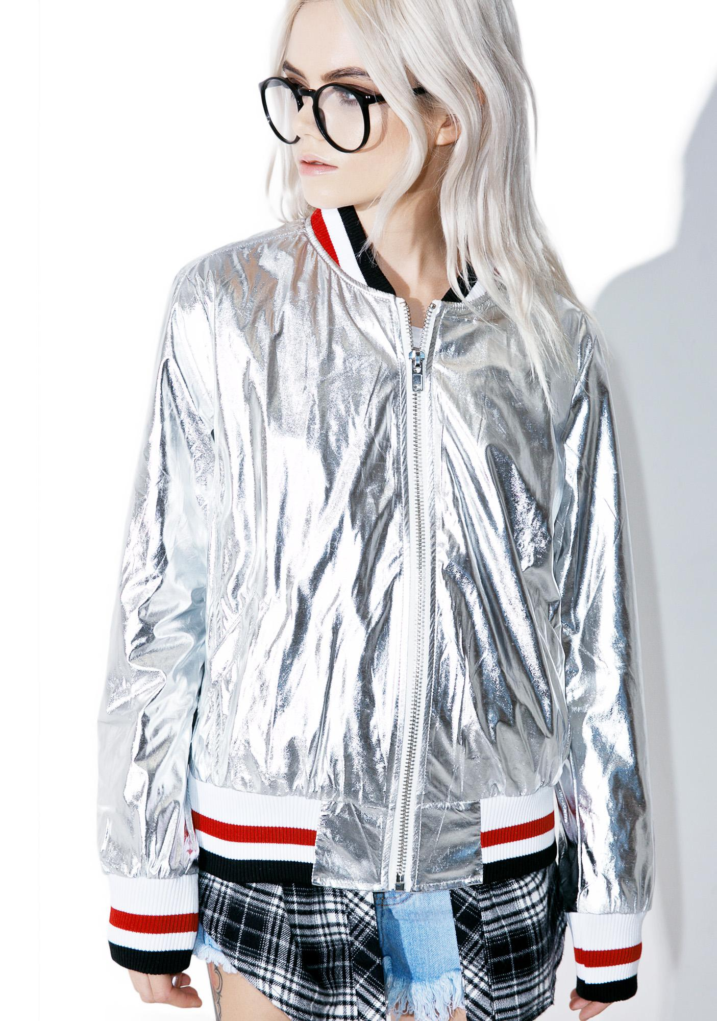 Sterling Bomber Jacket
