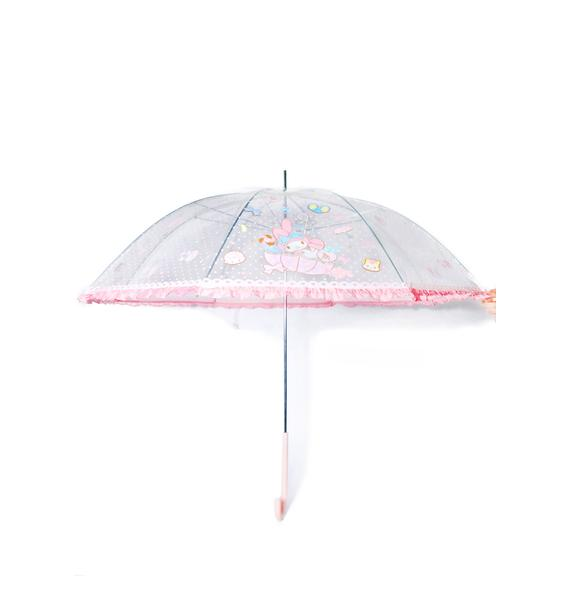 Sanrio My Melody Cookie Umbrella
