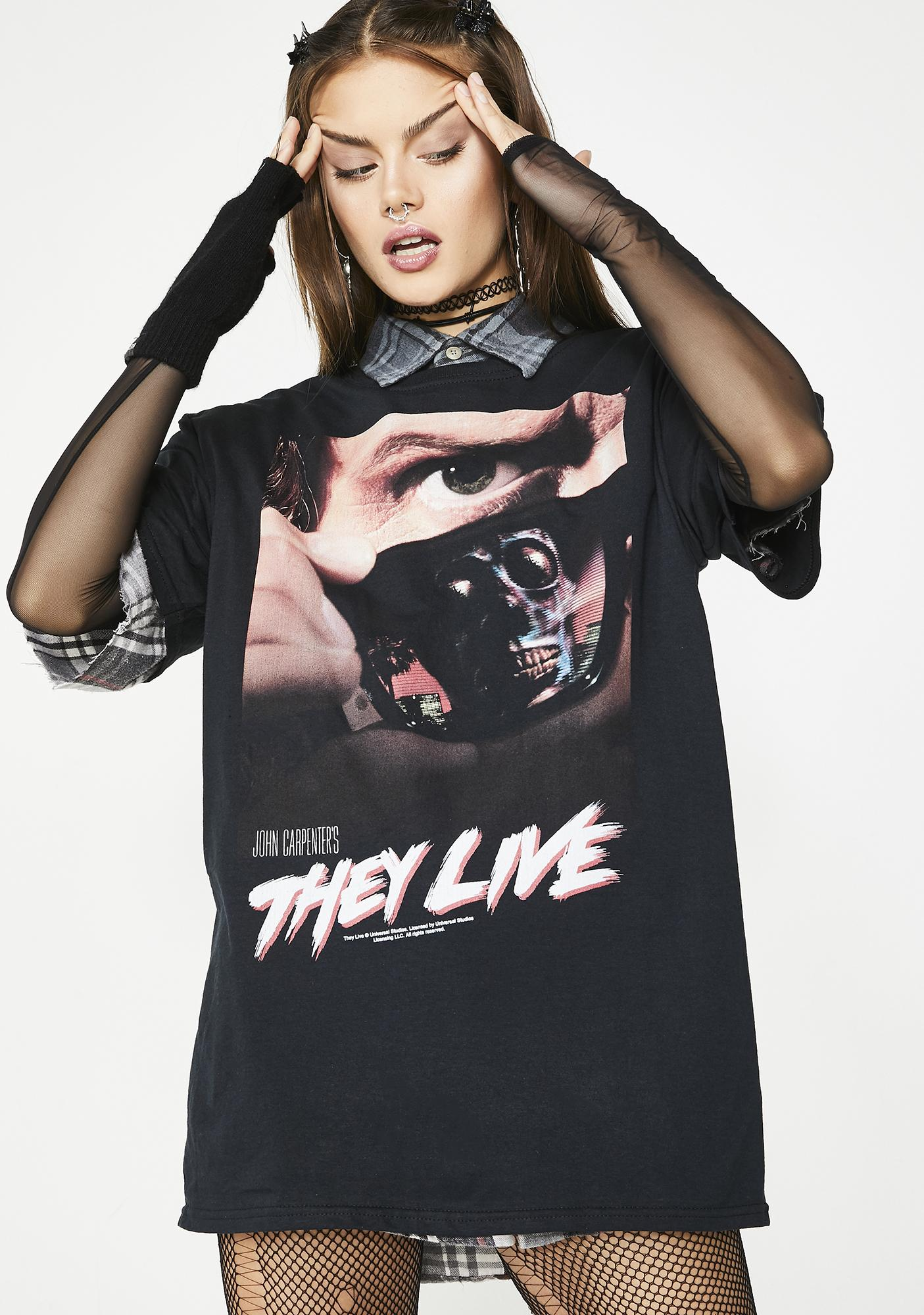 Subliminal Messages Short Sleeve Tee