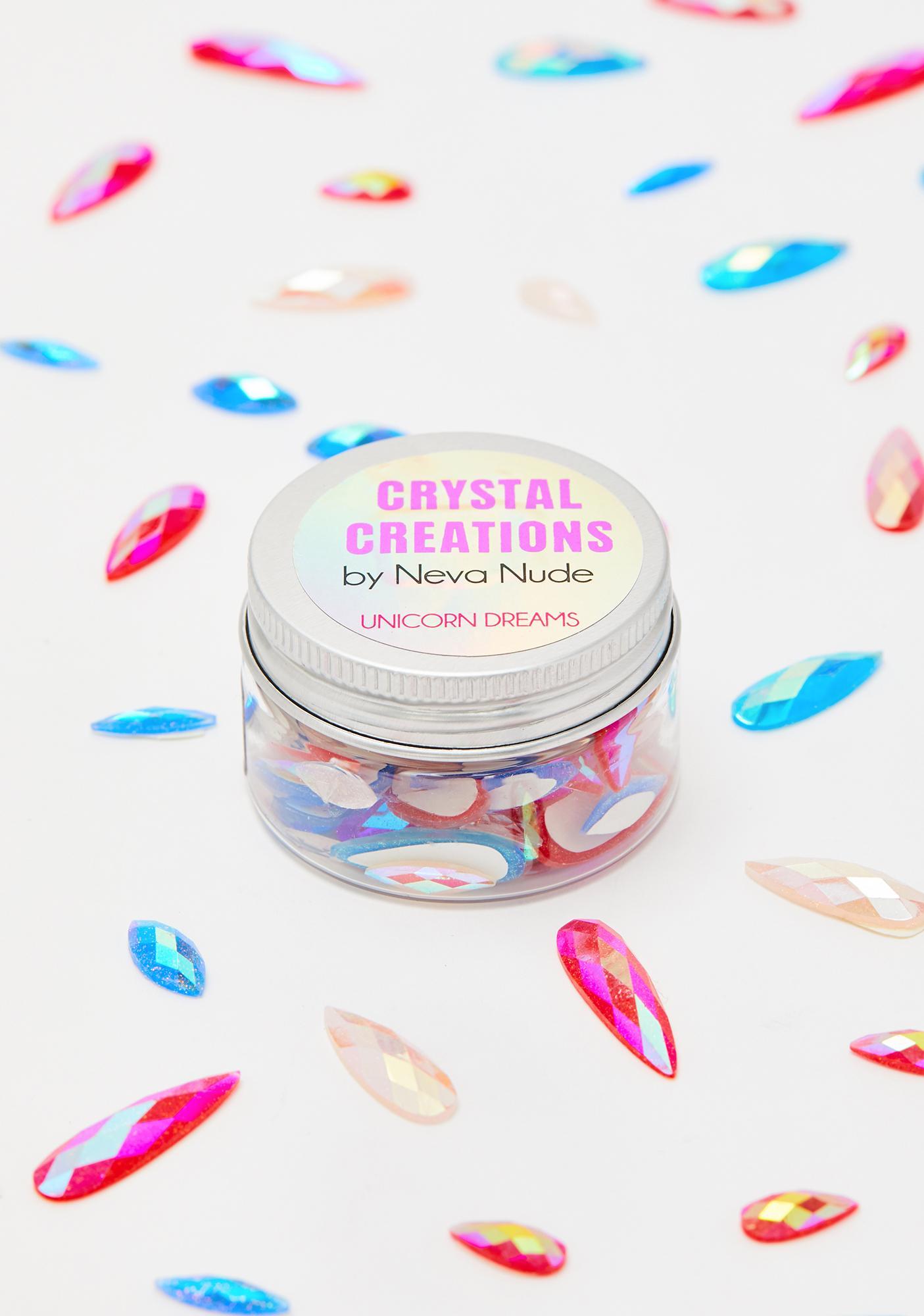 unicorn-dreams-loose-face-jewels by neva-nude