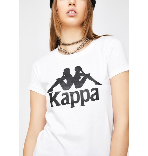 Kappa Authentic Westessi Graphic Tee