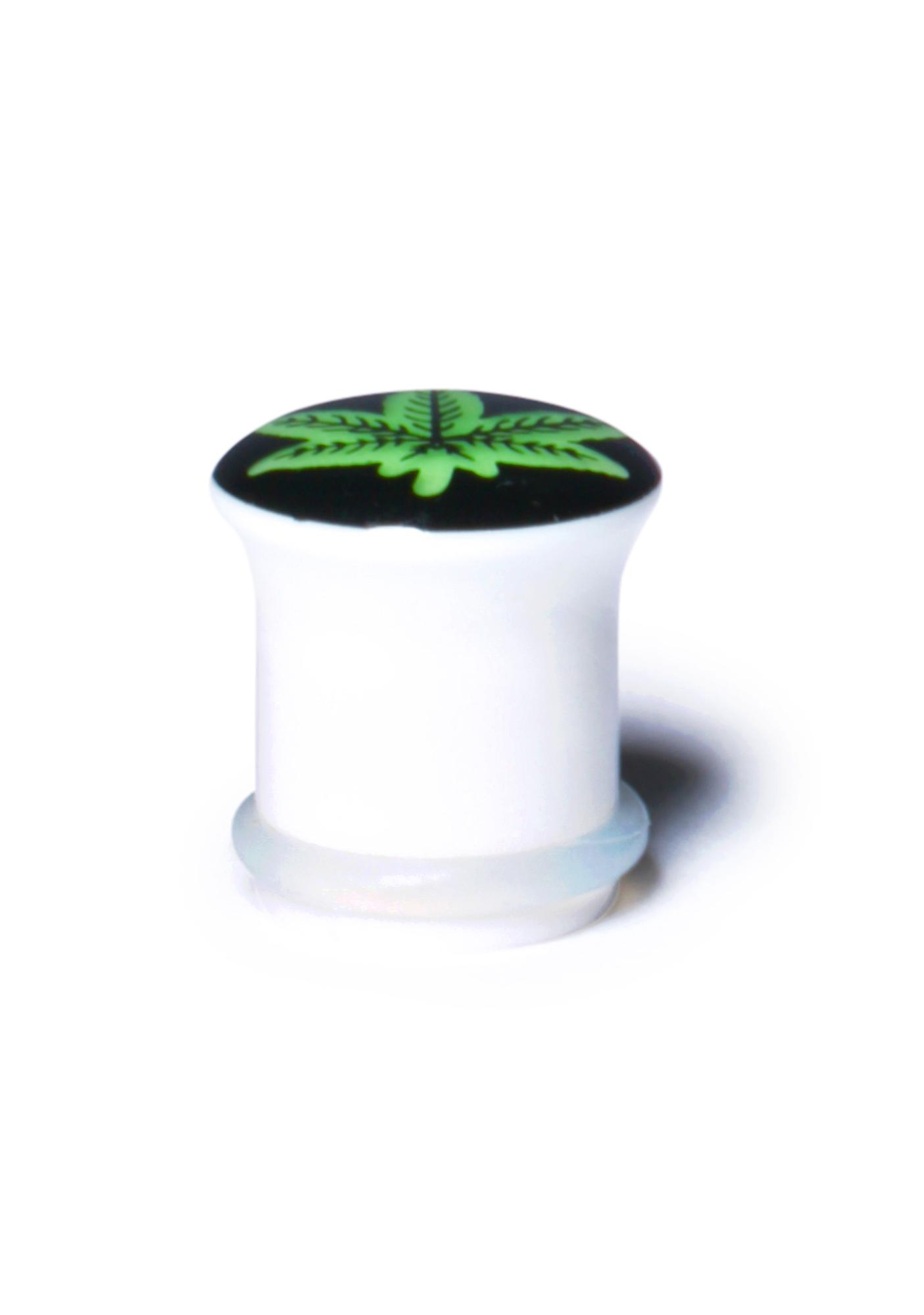 Weed Gauged Plugs