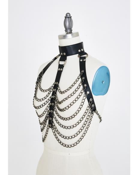 Rage Cage Chain Harness