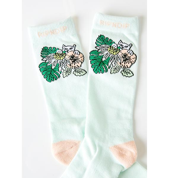 RIPNDIP Tropicalia Socks