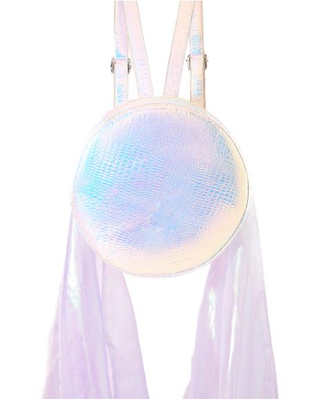 Whimsical Wings Mini Backpack
