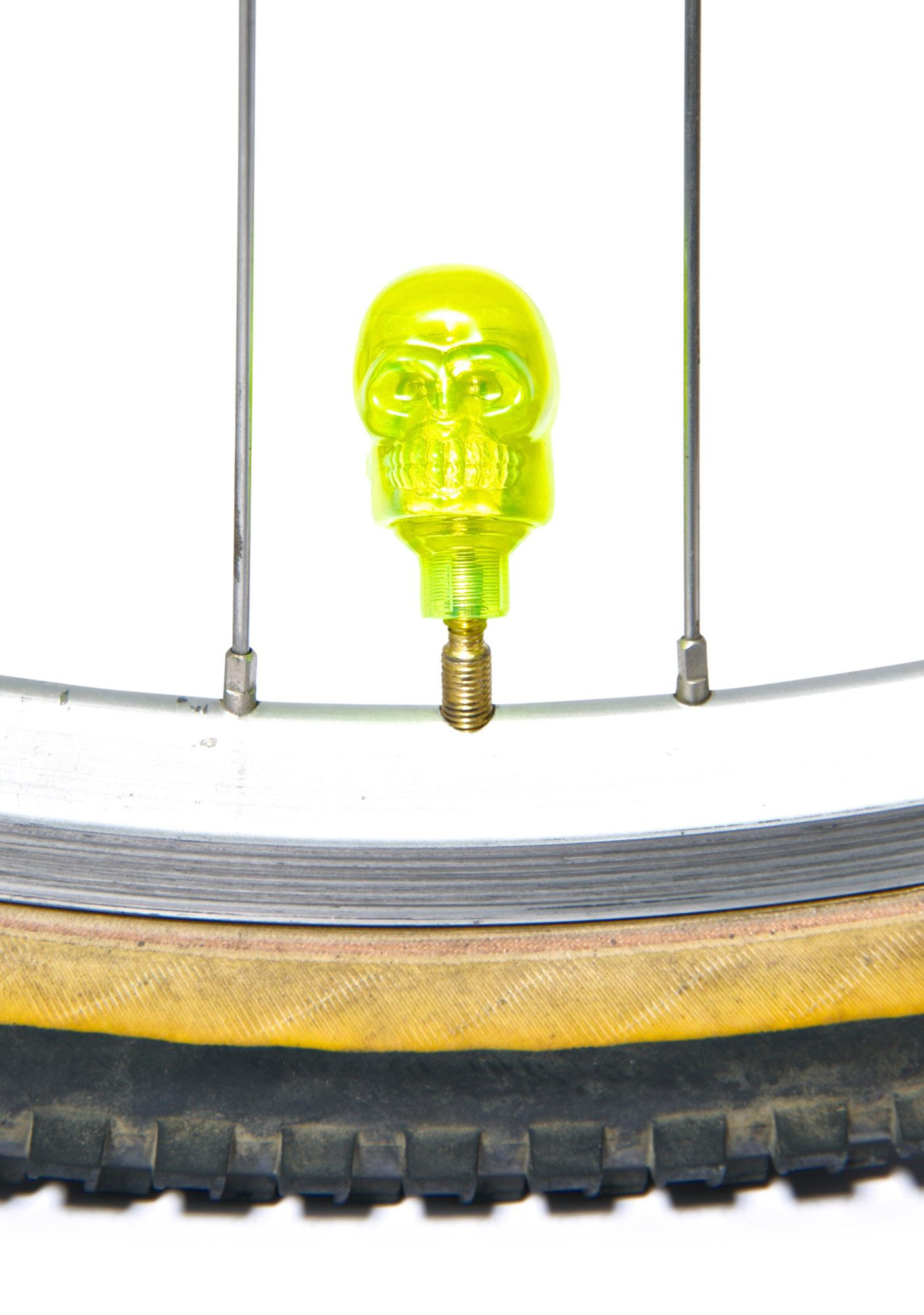 Screamin' Skull Valve Lights