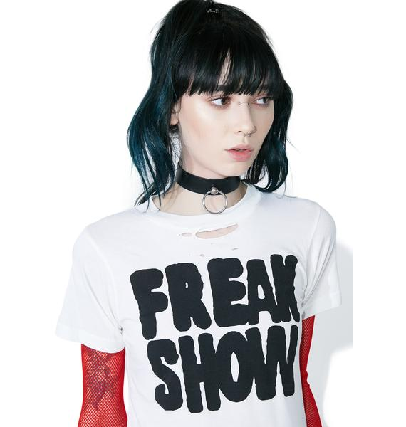 Local Boogeyman Freak Show Tee