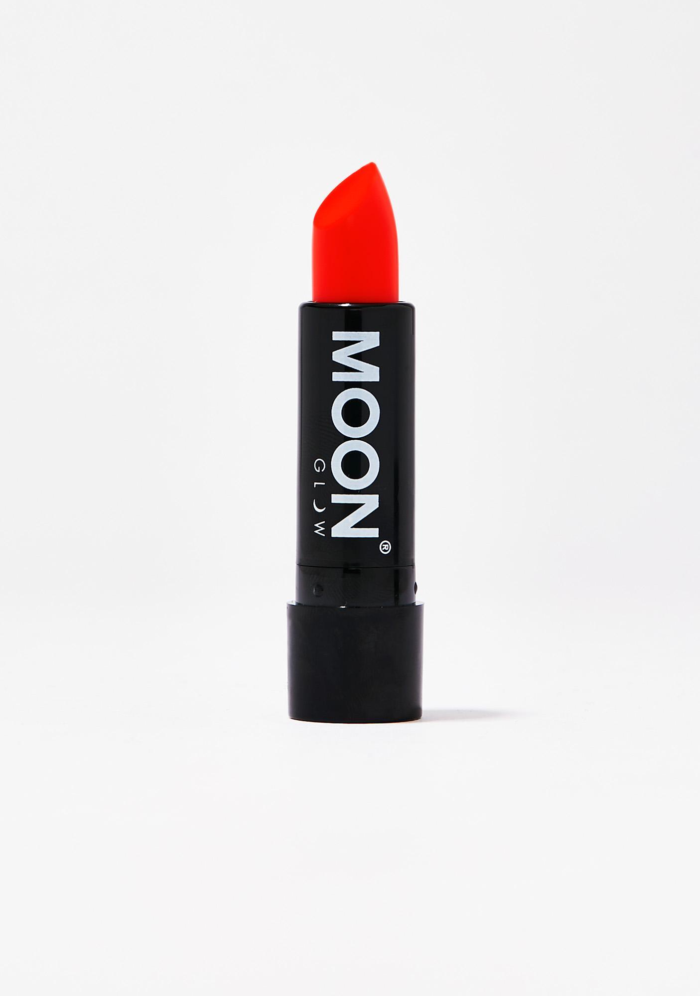 Moon Creations Neon Red UV Lipstick
