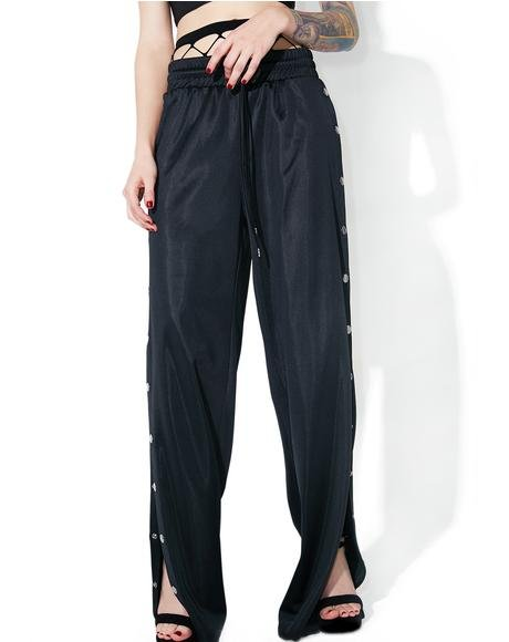 Wannabe Snap Track Pants