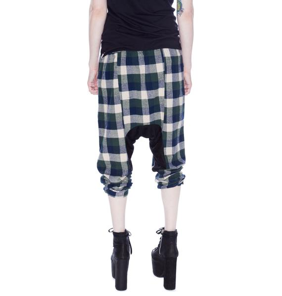 One Teaspoon Lumberjack Pants