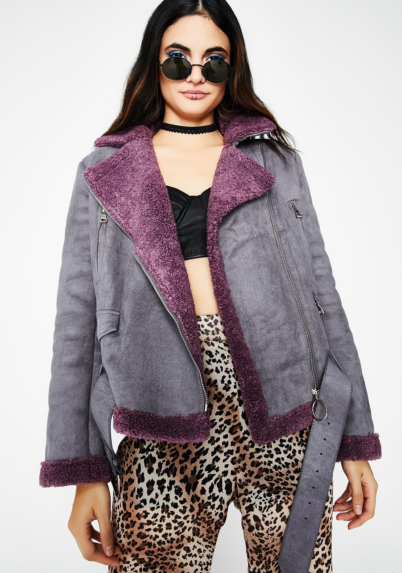 Anything U Want Jacket