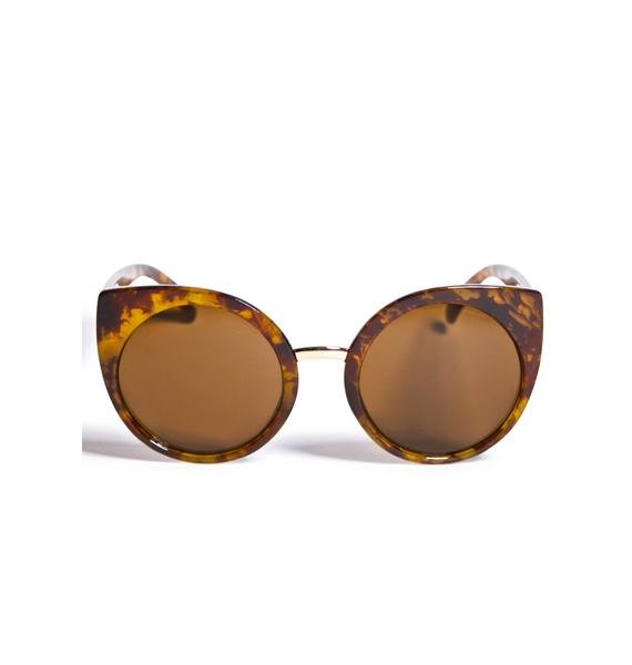 Quay Eyeware China Doll Sunglasses
