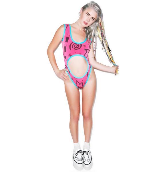 Mamadoux Unsupervised Bodysuit