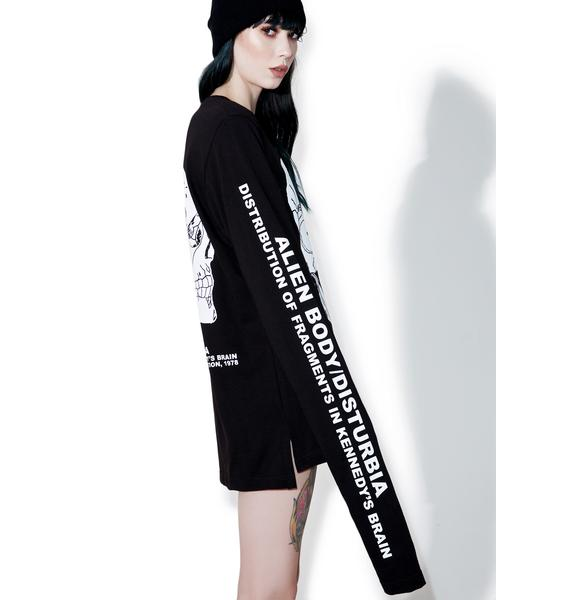 Disturbia JFK Long Sleeve