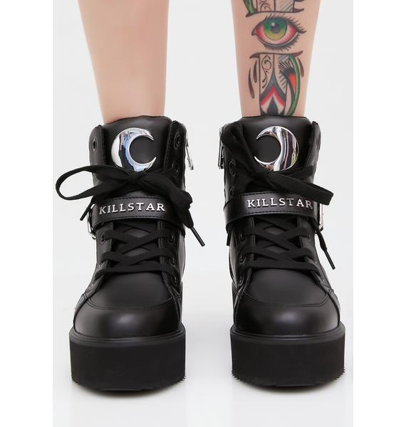 Killstar Luna High Tops