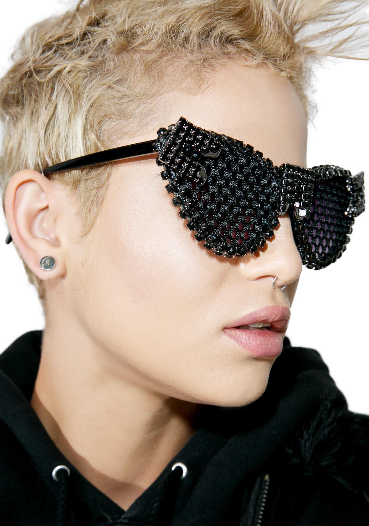 Material Memorie Bast Sunglasses